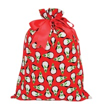 Fabric Santa Sack (Penguins)