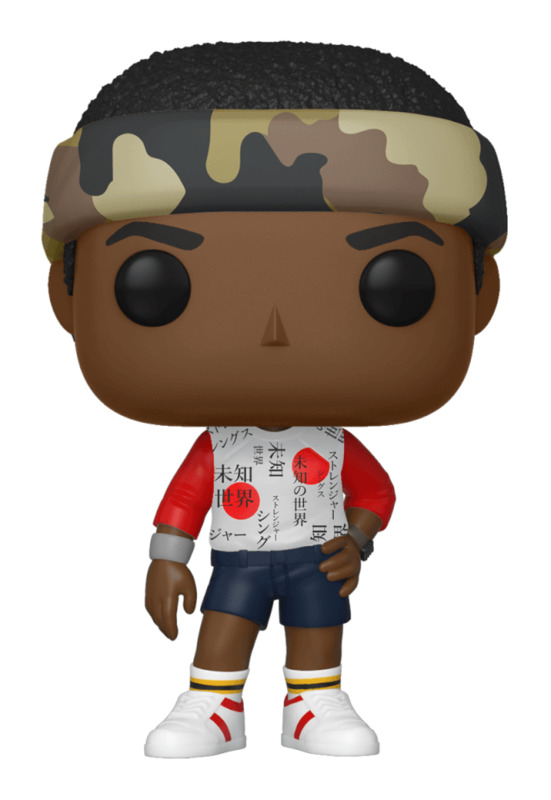 Stranger Things S3: Lucas - Pop Vinyl Figure