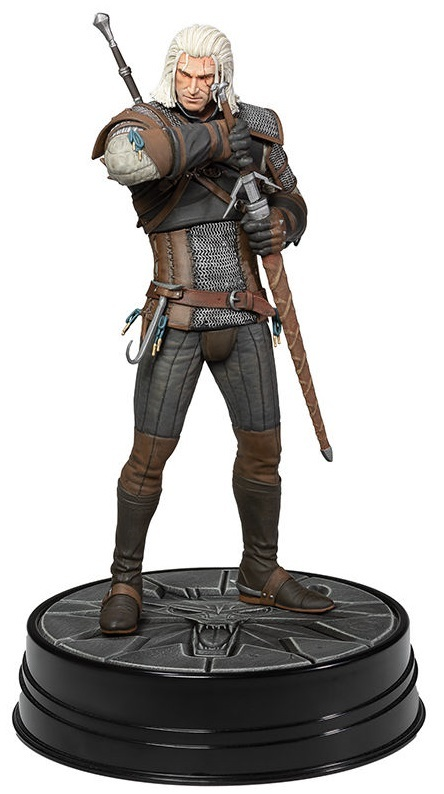"""The Witcher 3: Geralt (Heart of Stone) - 9.5"""" Statuette"""