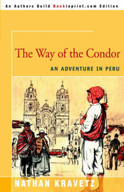 The Way of the Condor by Nathan Kravetz image