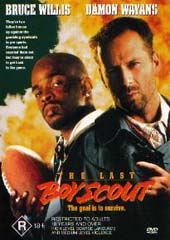 The Last Boy Scout on DVD