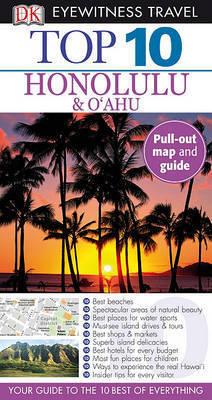 Top 10 Honolulu & Oahu by DK Publishing
