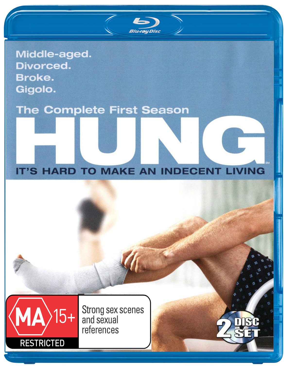 Hung - The Complete First Season on Blu-ray image