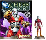 Batman Chess Set Figure Collection #039 - Deadshot Black Pawn (with Magazine)