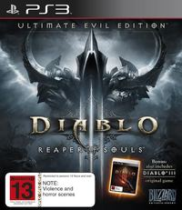 Diablo III: Ultimate Evil Edition for PS3