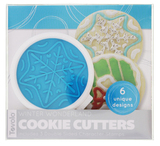 Tovolo - Christmas Cookie Cutter Set