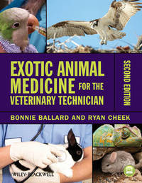 Exotic Animal Medicine for the Veterinary Technician image