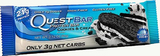 Quest Nutrition - Quest Bar x 1 (Cookies & Cream)