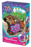 The Orb Factory: PlushCraft - Wiener Dog Pillow