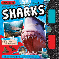 Iexplore Sharks by Hayley Down