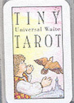 Tiny Tarot Key Chain by Arthur Edward Waite