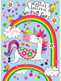 Rachel Ellen: Magical Unicorn - Writing Set