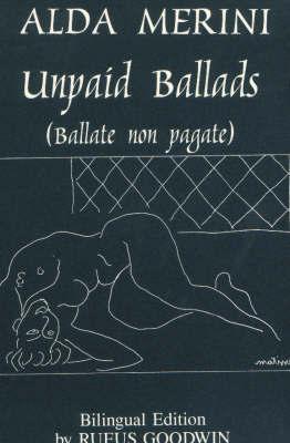 Unpaid Ballads by Alda Merini image