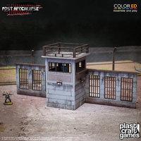 ColorED Scenery: Prison Warden's Office