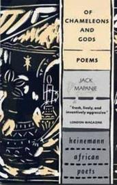 Of Chameleons and Gods by Jack Mapanje image