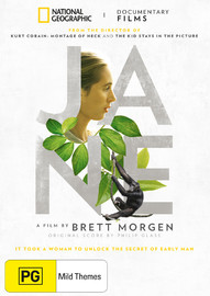 Jane on DVD
