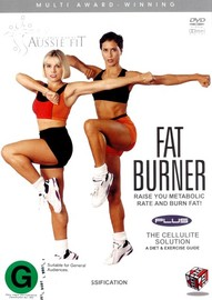 Aussie Fit - Fat Burner on DVD image
