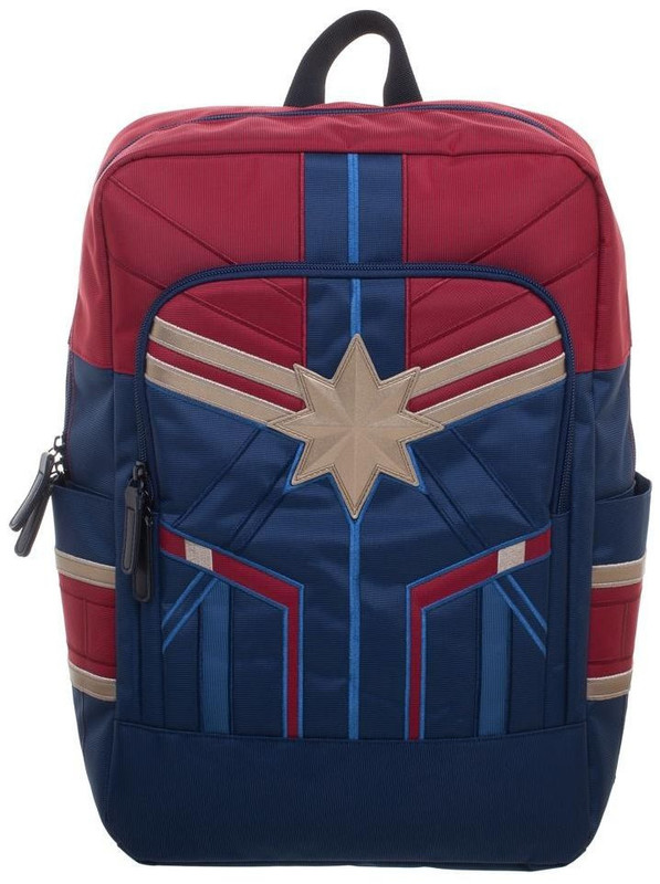 Marvel: Laptop Backpack - Captain Marvel