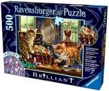 Ravensburger 500 Piece Brilliant Jigsaw Puzzle - Jewellery Box