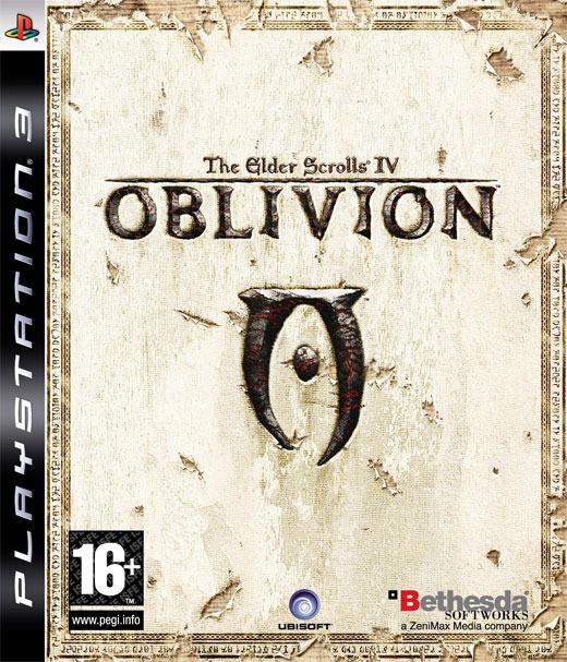 Elder Scrolls IV: Oblivion for PS3