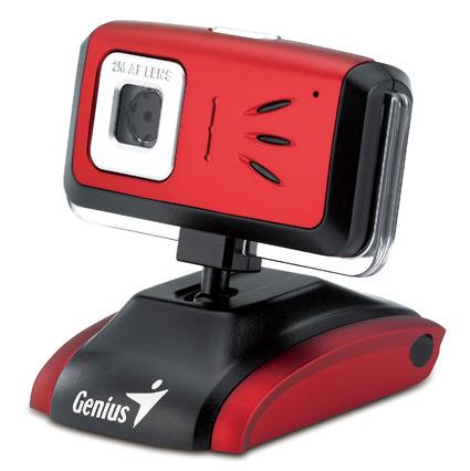 Genius 2.0 Megapixel Autofocus Webcam