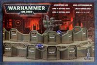Warhammer 40,000 Aegis Defence Line