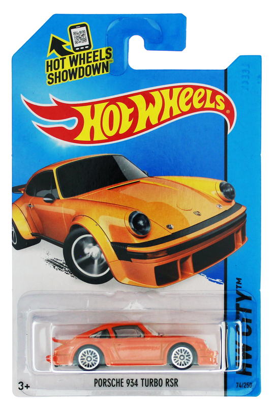 Hot Wheels - Basic Car - Assortment