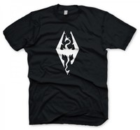The Elder Scrolls V: Skyrim T-Shirt (Medium)
