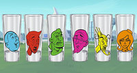 The Venture Bros: Character Shot Glasses - Set of 6
