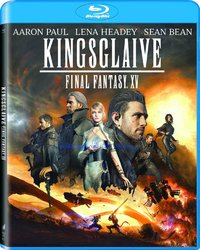 Kingsglaive: Final Fantasy XV on Blu-ray