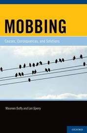 Mobbing by Maureen Duffy