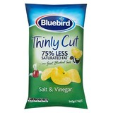 Bluebird Thinly Cut - Salt & Vinegar (140g)
