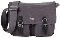 Troop London: Classic Satchel Bag - Black