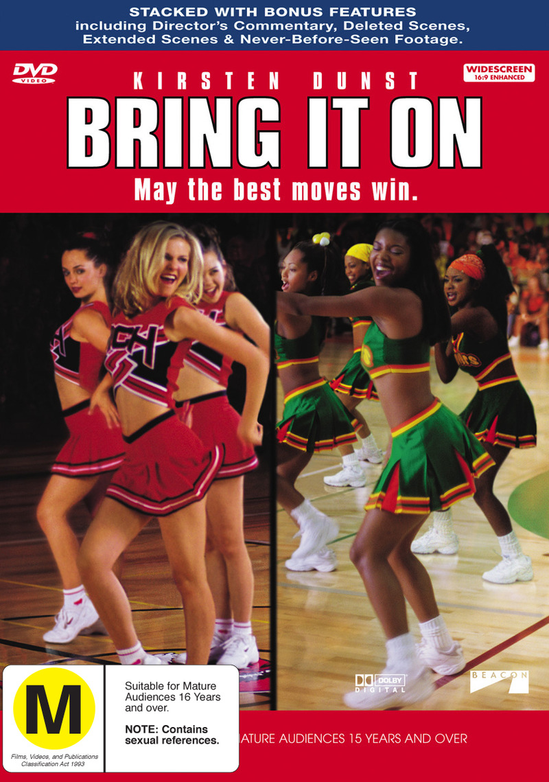 Bring It On on DVD image
