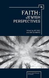 Faith by Dov Schwartz