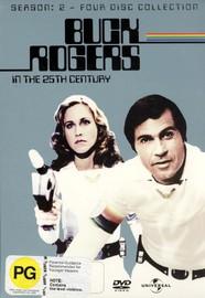 Buck Rogers In The 25th Century - Season 2 on DVD image
