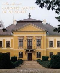 The Great Country Houses of Hungary by Michael Pratt image