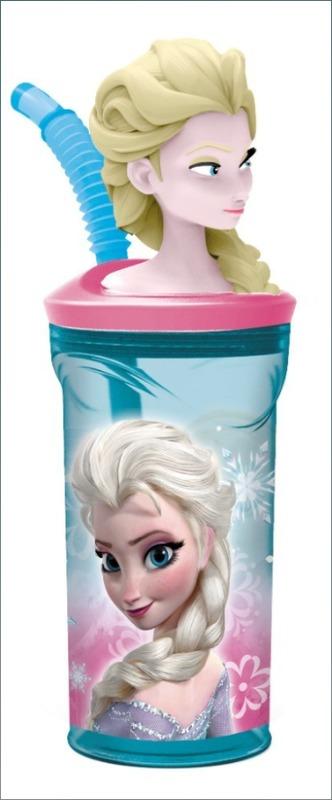 Disney Frozen 3D Figurine Tumbler