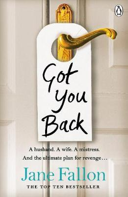 Got You Back by Jane Fallon image
