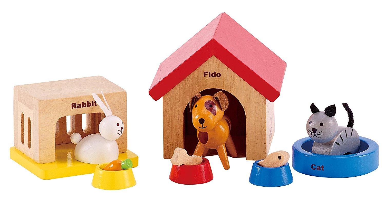 Hape: Family Pet Set image