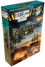 Escape Room: The Game - The legend of Redbeards Gold Expansion image