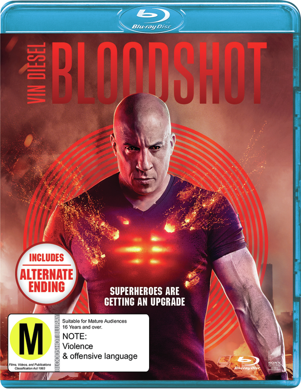 Bloodshot on Blu-ray