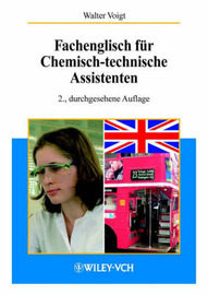 Fachenglisch Fur Chemisch-Techn Assistenten 2a by W Voight image