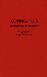 Coping+Plus by Frank M Robinson