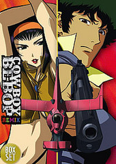 Cowboy Bebop Remix - Collector's Box & Vol 1 on DVD