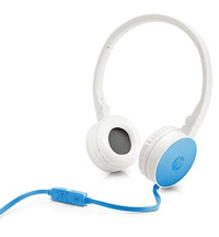 HP H2800 Headset (Blue)