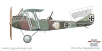 Wingnut Wings 1/32 Rumpler C.IV Early Model Kit image