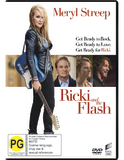 Ricki and the Flash on DVD