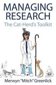 Managing Research by Merwyn Greenlick