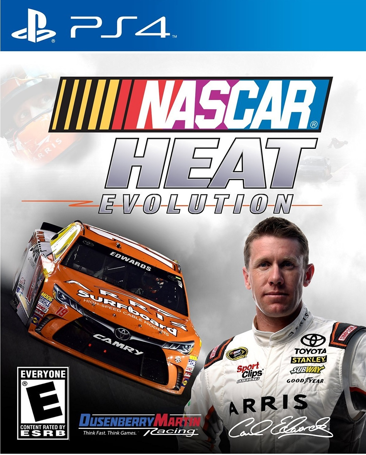 Nascar Heat Evolution Ps4 Buy Now At Mighty Ape Nz
